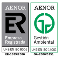 Certificados Aenor