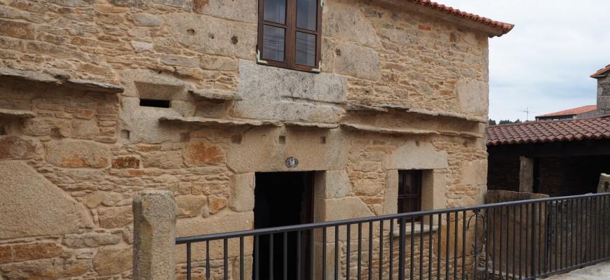 Madera de Castaño – Casa Rehabilitada